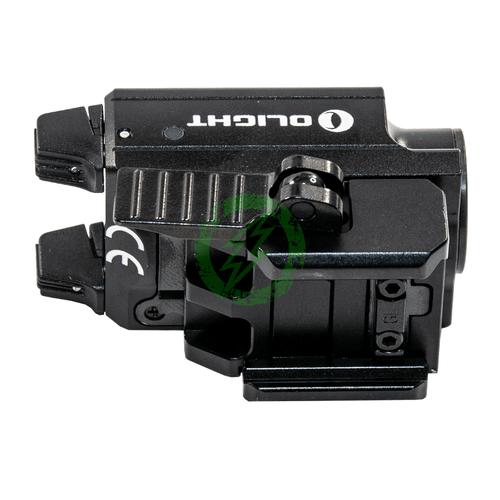 OLIGHT PL-MINI 2 Valkyrie Pistol Flash Light   600 Lumens side
