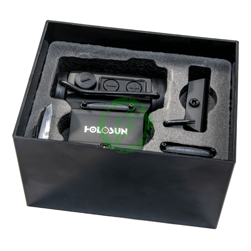 HOLOSUN HS403C Red Dot Sight | 2 MOA box open