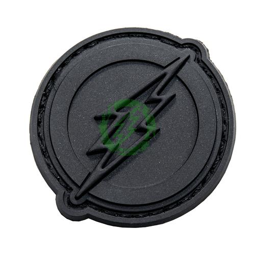 Amped Patch PVC 1.5 Logo | Blackout