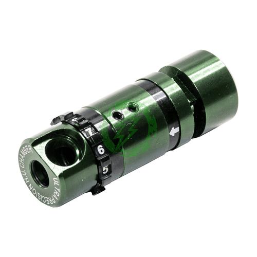 MAXX CNC SGR Ultra Precision Hopup Chamber R/H for SRS/HTI | GBB Buckings bottom