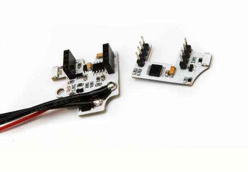 PERUN V2 Optical Low Resistance Mosfet | Back Wired boards