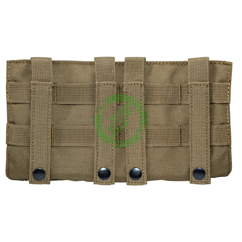 Lancer Tactical Molle Triple M4 Mag Pouch | Tan