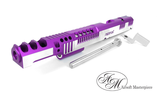 Airsoft Masterpiece Limcat RazorCat Open Slide purple