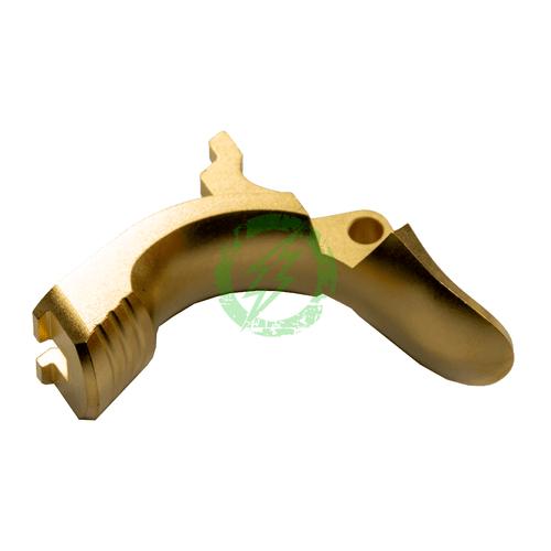 Airsoft Masterpiece Steel Grip Safety | Type  gold