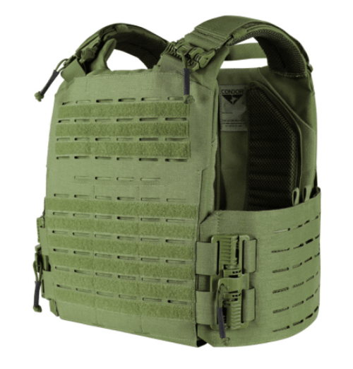 Condor Vanquish RS Plate Carrier OD Front