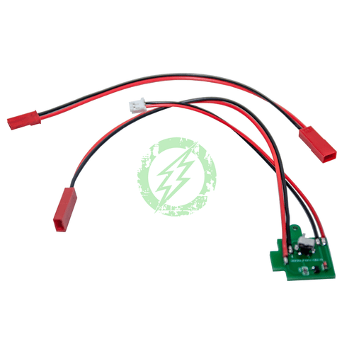 BlackLeaf Airsoft Wolverine Reaper Trigger Board Micro Switch all