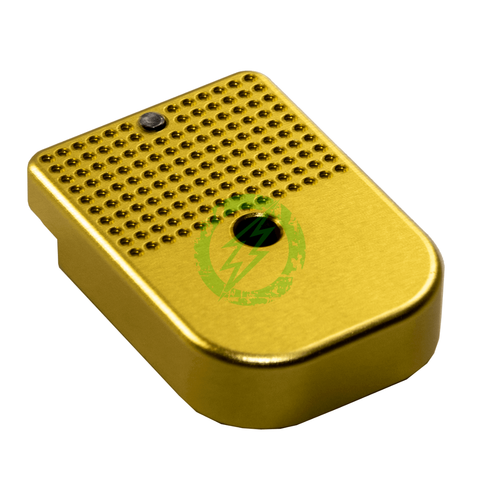 COWCOW Technology D01 Dottac Mag Base Plate | TM Hi-Capa gold