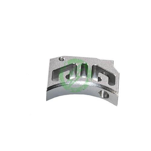 COWCOW Technology Aluminum Trigger T1 | TM Hi-Capa Series silver 2