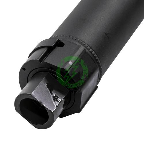 "Echo1 MK1 SR556 Quick Detach Barrel Extension   6""   Black Threads"