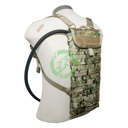 Condor Scorpion OCP Hydration Carrier with Bladder worn back