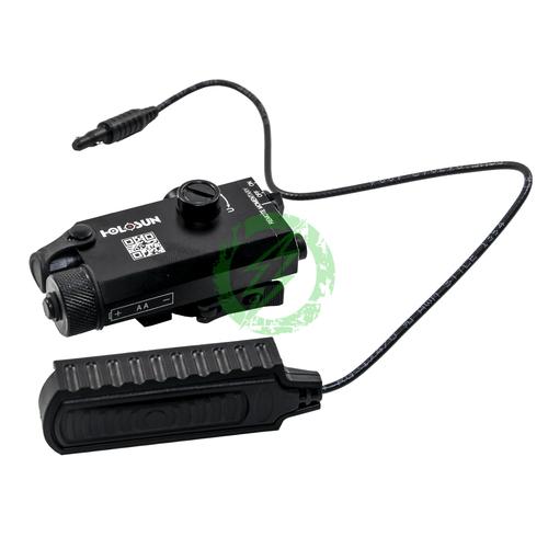 HOLOSUN LS117IR IR Laser button