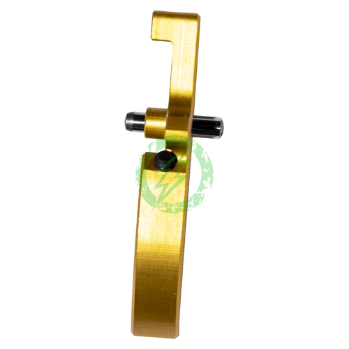 Speed Airsoft Curved Gold SE External M4 Tunable Trigger Side