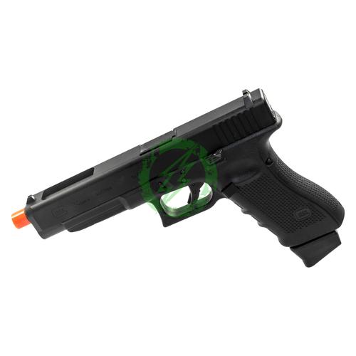 Umarex Elite Force Glock G34 GEN 4 CO2 GBB Deluxe | Black  left
