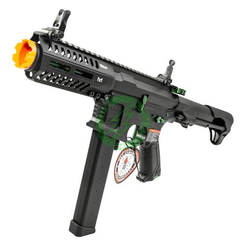 G&G ARP 9mm CQB Rifle Jade   Airsoft Rifle