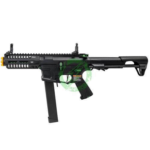 G&G ARP 9mm CQB Rifle Jade | Airsoft Rifle left
