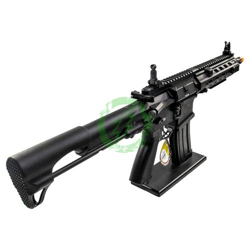 G&G Combat Machine CMF-16K Black w/ PDW Stock   HV stock