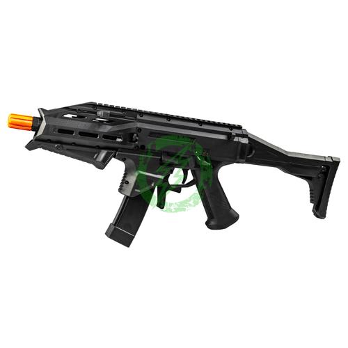 Action Sport Games Black CZ Scorpion EVO 3 ATEK A1 Proline | AEG left