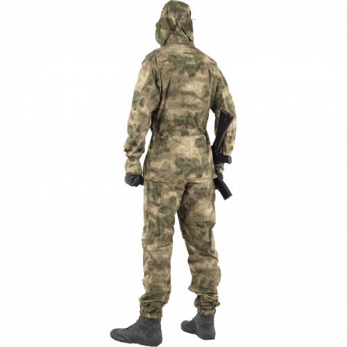 Russian Partizan Sniper Suit Green Moss back