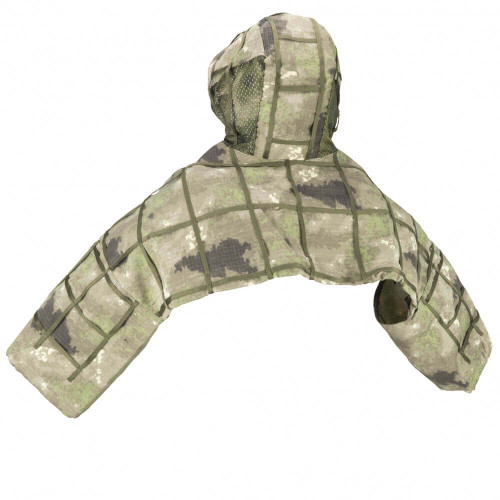 Russian Viperhood Sniper Coat ATACS FG Back