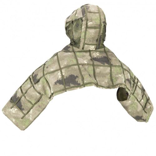 Russian Viperhood Sniper Coat ATACS FG Back