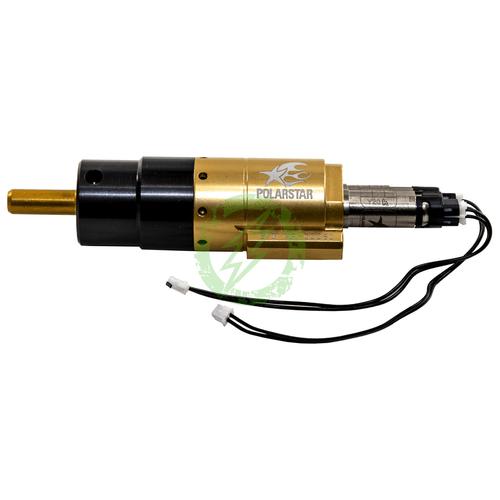 PolarStar x Amped GOLD Edition F2 M4 Conversion Kit | V2 HPA Unit back