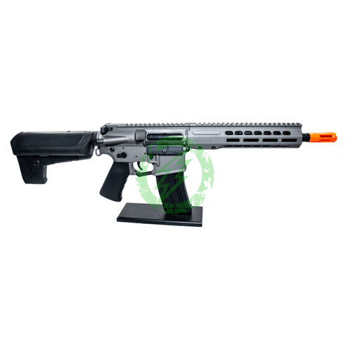 Amped Custom HPA Rifle EMG Krytac BARRETT REC7 DI AR15 | Tungsten Right Side