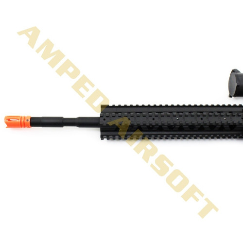 G&G Combat Machine CM16 R8-L Black | Includes Optics