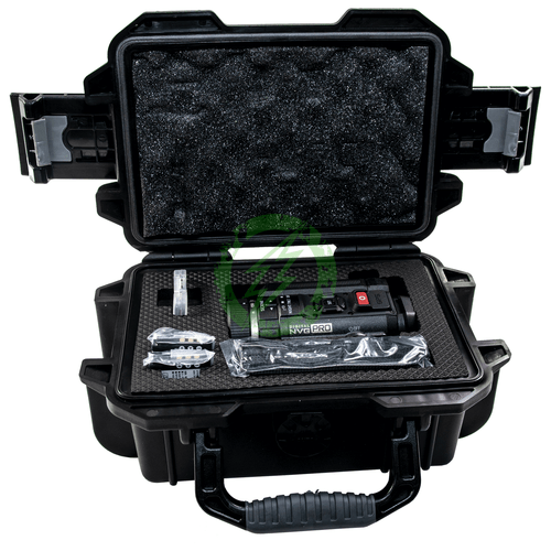 Sionyx Aurora PRO | Digital Night Vision Camera case open
