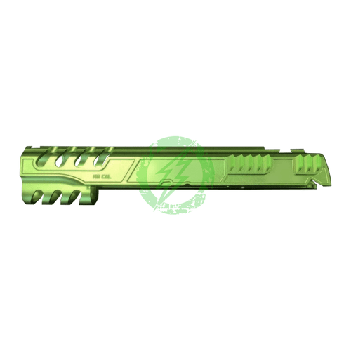 Airsoft Masterpiece Limcat SpeedCat Standard Slide | TM Hi-Capa & 1911 green