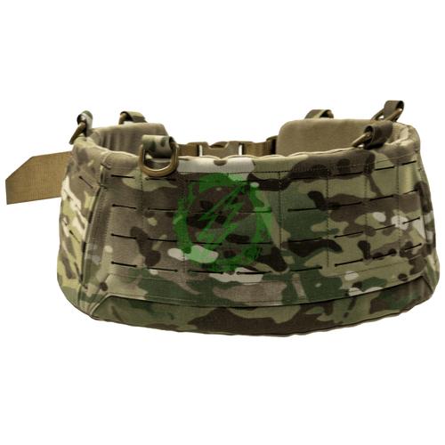 NOVRITSCH Battle Belt GEN 2 | Multicam back