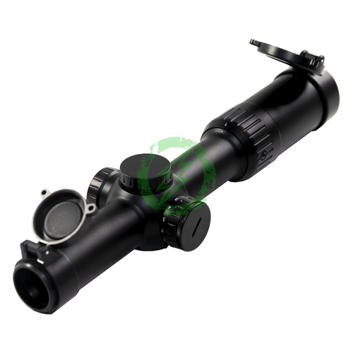 SOUSA MANTIS 1-6x24mm Illuminated BDC Reticle side