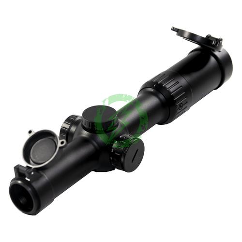 SOUSA MANTIS 1-6x24mm Illuminated BDC Reticle side