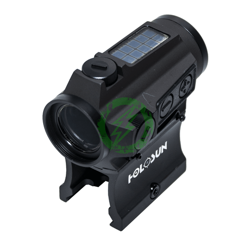 HOLOSUN HS503CU Green Dot Sight | 2 MOA back
