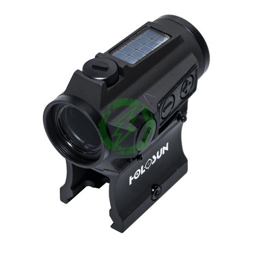 HOLOSUN HS503CU Green Dot Sight | 2 MOA back
