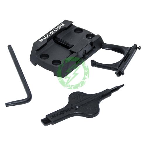 HOLOSUN HS403C Green Dot Sight | 2 MOA accessories