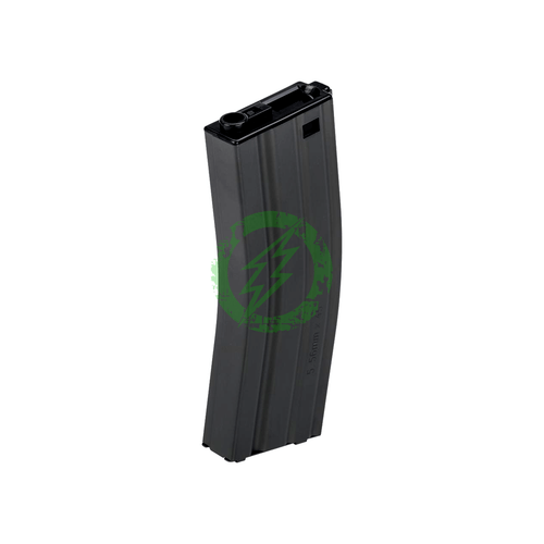 G&G M4 Airsoft Magazine 450rd | Grey side