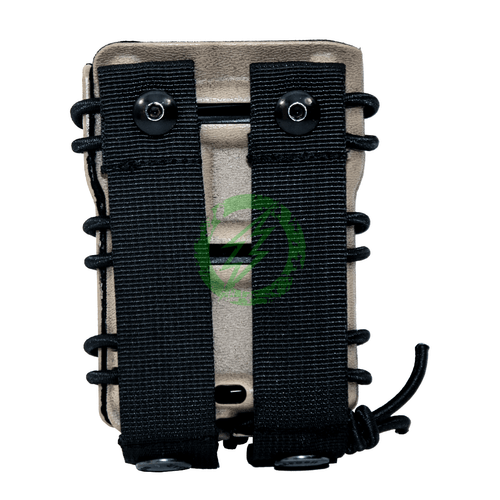 Emerson Gear Dark Earth 5.56mm Tactical Mag Pouch back