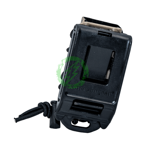 Emerson Gear 9mm Pistol Single Stack Magazine Pouch Back