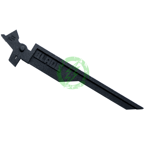 Tapp Airsoft Blade Trigger for V2 Gearbox Graphite Black