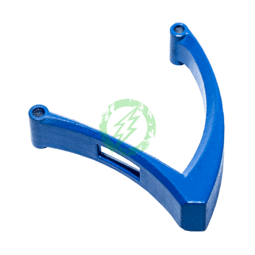 Tapp Airsoft Scythe Guard NRA Blue