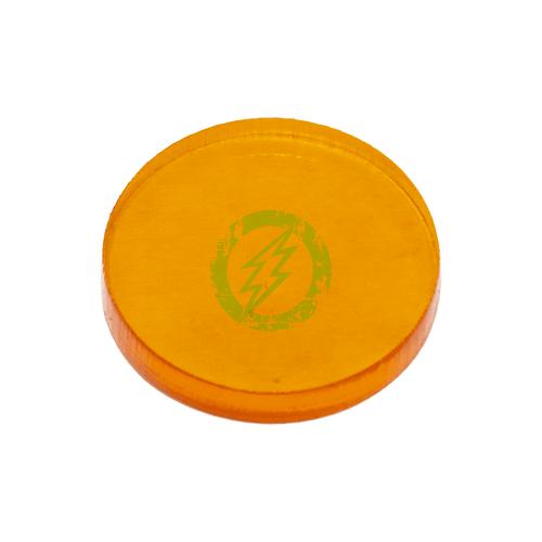 Tapp Airsoft TLR Lens Protector Orange