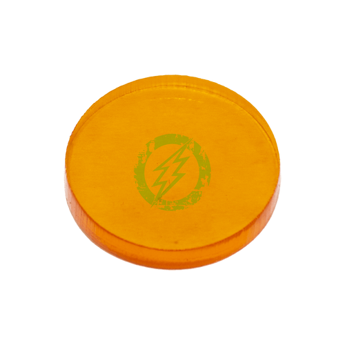 Tapp Airsoft TLR Lens Protector Orange