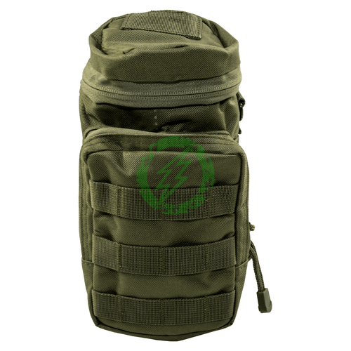 NC Star Water Bottle & Tank Carrier Green