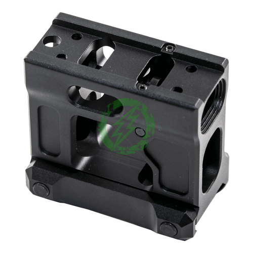 PTS Unity Tactical Fast Micro Mount | Black Back