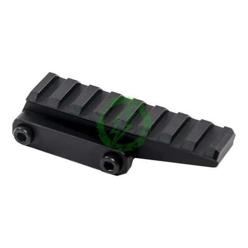 PTS Unity Tactical Fast Micro Riser | Black Back