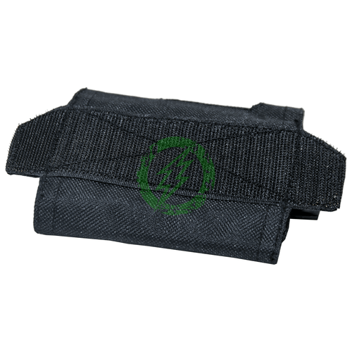 Ex Fog Black Helmet Pouch | Rootiment Arms Back