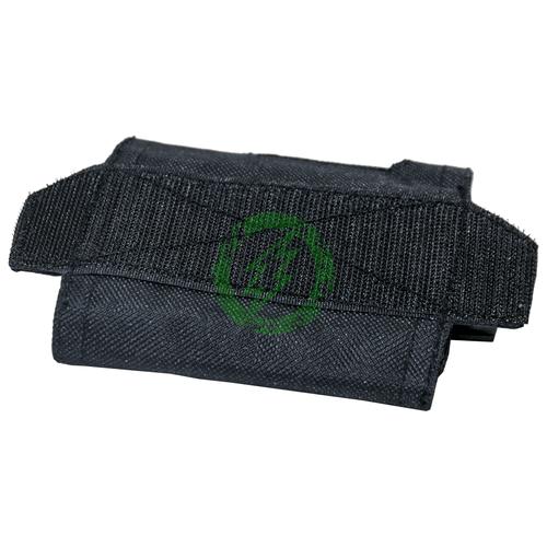 Ex Fog Black Helmet Pouch | Rootiment Arms Back