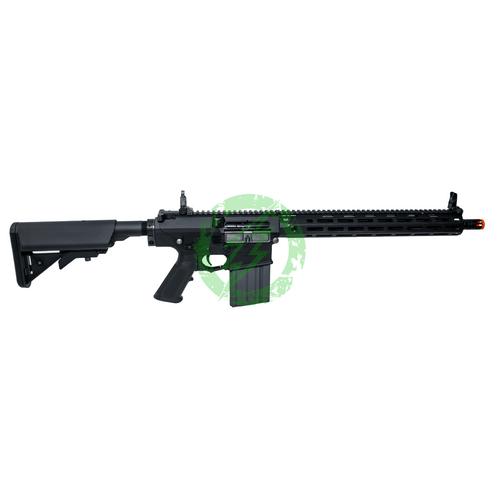G&G Knight's Armament SR-25 E2 APC AEG Rifle | Black right