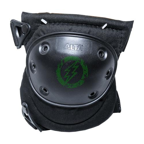 Alta PRO-S Compact Knee Pads Black