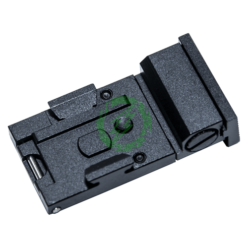 COWCOW Technology HiCapa Aluminum Rear Sight Bottom
